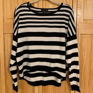 Design History Striped Sweater (M)